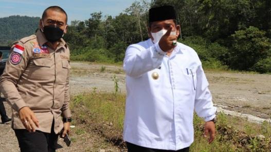 Wagub Sumbar Minta Pembebasan Lahan Tol di Padang Pariaman Dipercepat