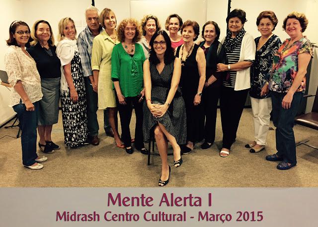Mente Alerta I - Midrash Centro Cultural