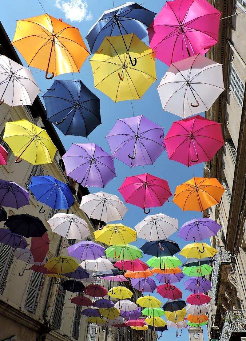 Colori nel cielo di Arles di ayrton73