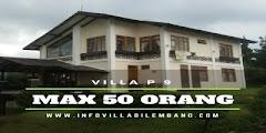 villa untuk rombongan acara perusahaan di lembang bandung