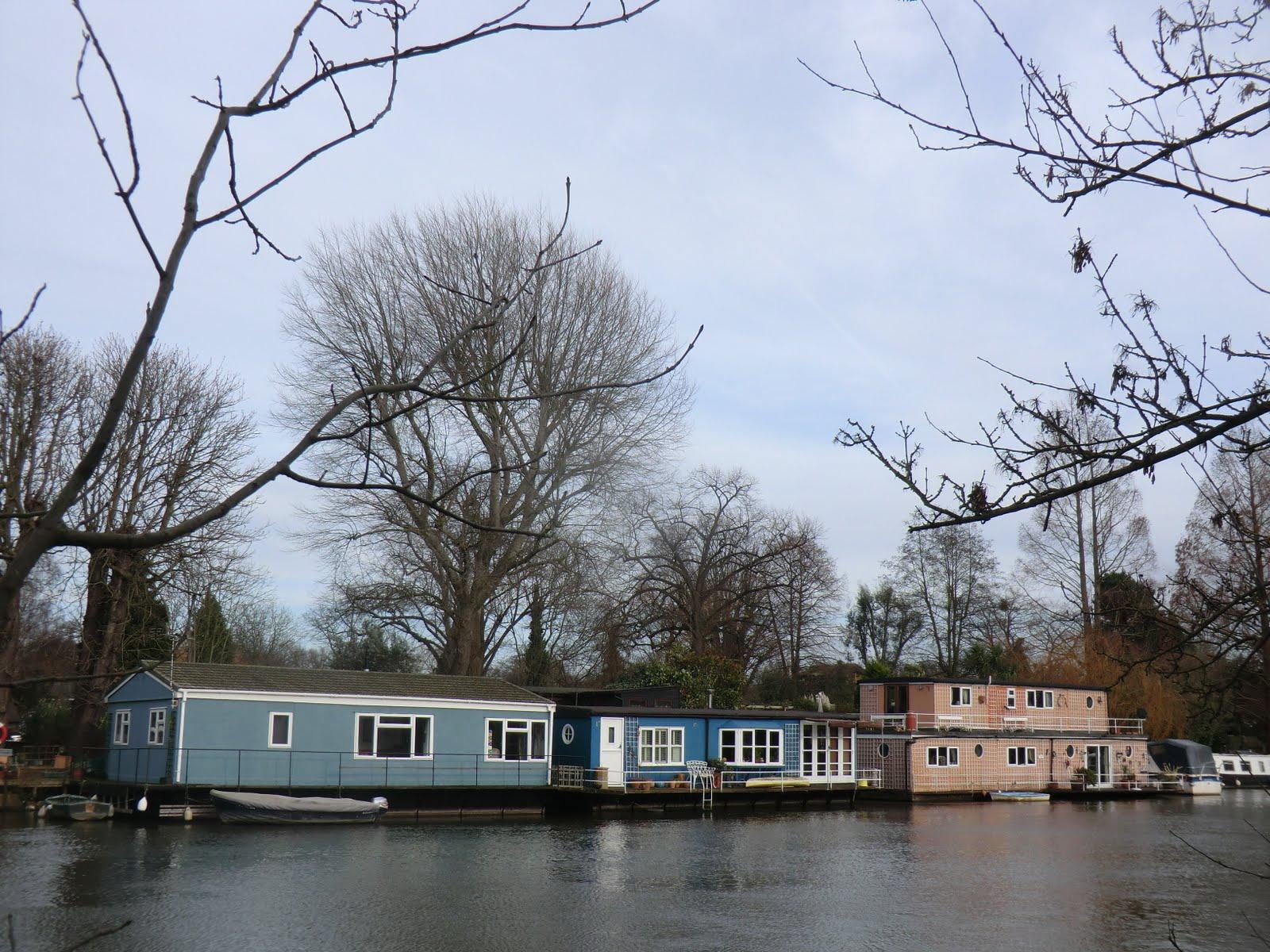 CIMG2691 Houseboats, Tagg's Island