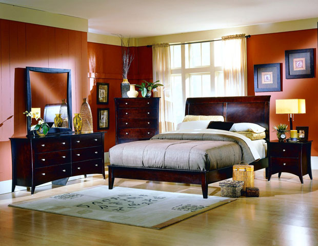hoş bir yatak odası dizayn ve tasarımı sizlere fikir verebilir