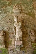 Photo: in de kloostergang van fonfroide