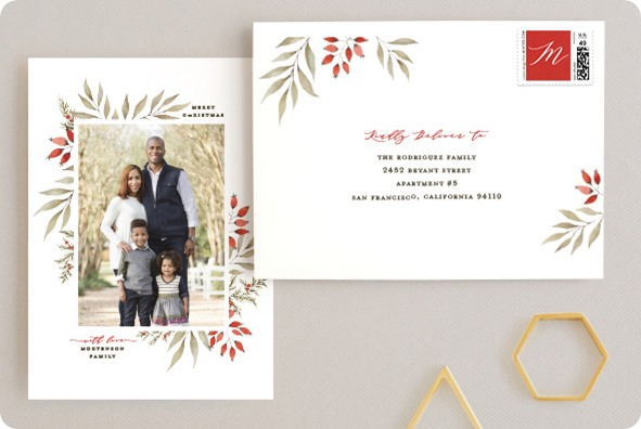 minted card 2017