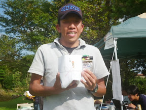 6位 高田良介選手 表彰