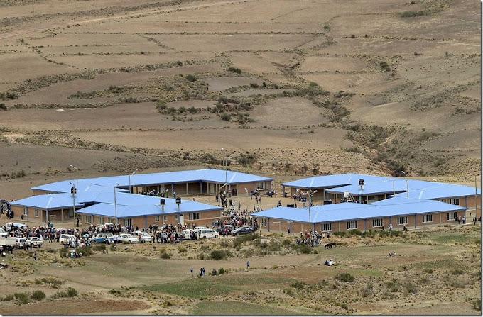 Chayanta: municipio potosino (Bolivia)