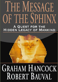 Cover of Graham Hancock's Book The Message of the Sphinx