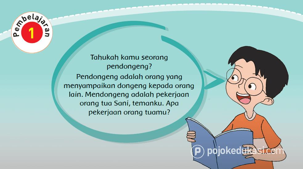 Kunci Jawaban Halaman 96, 97, 98, 99, 100, 101, 102, 103 Tema 4 Kelas 4