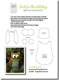 buhos moldes manualidades (1)