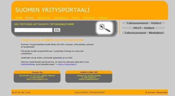 Suomen Yritysportaali Oy