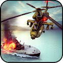 Island Apache Strike 3D icon