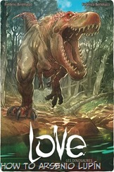 Actualización 13/08/2018: Tato Cucu nos trae el tomo 4 de la serie Love, que en cada tomo sigue a un animal central a través de un día de aventuras en su entorno natural, esta vez le toca a Los Dinosaurios. La vida en los pantanos primordiales de la Tierra prehistórica era una prueba diaria de supervivencia, especialmente para los dinosaurios más pequeños que simplemente trataban de sobrevivir sin ser pisoteados, atacados o comidos. Ni siquiera las bestias más grandes estaban a salvo, ya que siempre parecía haber una amenaza aún mayor en el horizonte. Este cuento emocionante, escrito por Frederic Brremaud, se cuenta sin narración o diálogo, transmitido por completo a través de las bellas ilustraciones de Federico Bertolucci. Una bella y poderosa historia de supervivencia en el reino animal que explora los conceptos universales, demasiado identificables, de la Vida, el Coraje, el Envejecimiento y, en última instancia, el Amor.