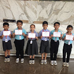 Sparkle Achievers Grade 2 at WIS Pawan Baug (Primary Section 2017-18)