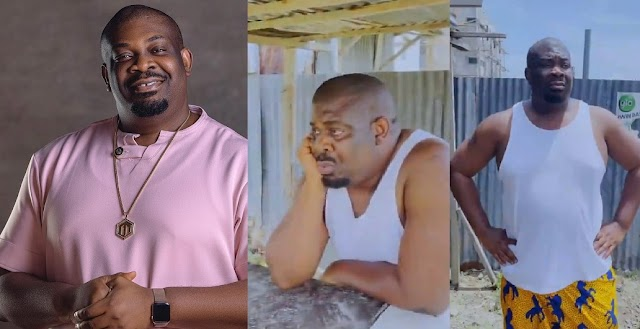 Don Jazzy Reacts to Those With Shallow Brains Saying He Has Turned Into An Ordinary Skit Maker