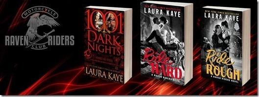 Raven Riders series