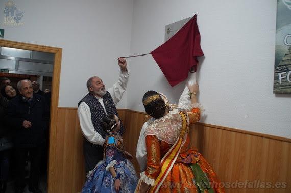 Inauguración Casal General Barroso - Calvo Acacio.