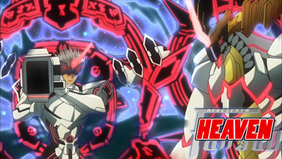 CardFight! Vanguard Legion Mate Hen - Ep 24