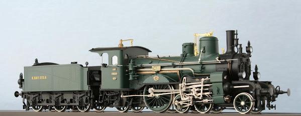 Modeli parnih lokomotiva DRG 91001H%257ERv