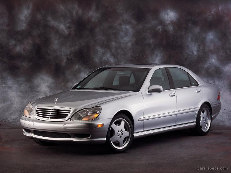 2000 mercedes benz s class sedan specifications pictures. Black Bedroom Furniture Sets. Home Design Ideas