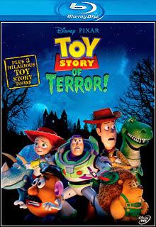 Toy Story de Terror BluRay 720p e 1080p Dual Áudio Capa