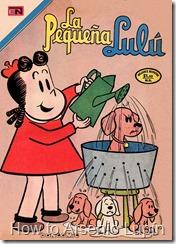 P00109 - La pequeña Lulu #367