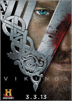 Download - Vikings 1ª Temporada Completa 1080p WEB-DL + Legendas