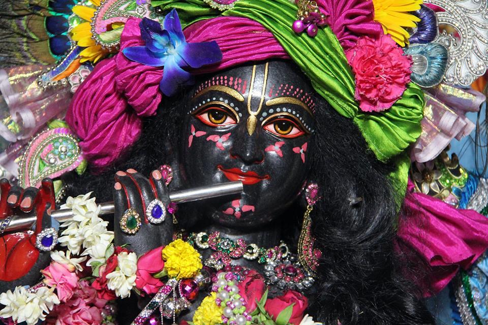 ISKCON Delhi  Deity Darshan 14 June  2016 (10)