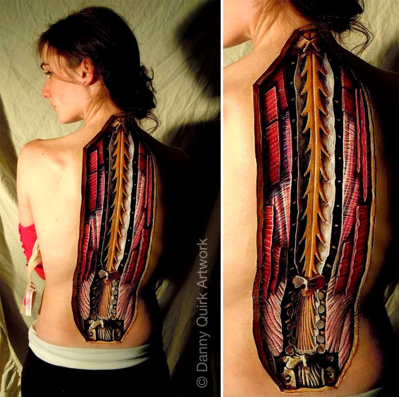 Amazing Anatomical Body Art  IFLScience