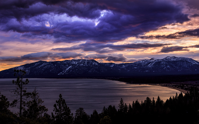 End of the Sunrise by jdphotopdx1