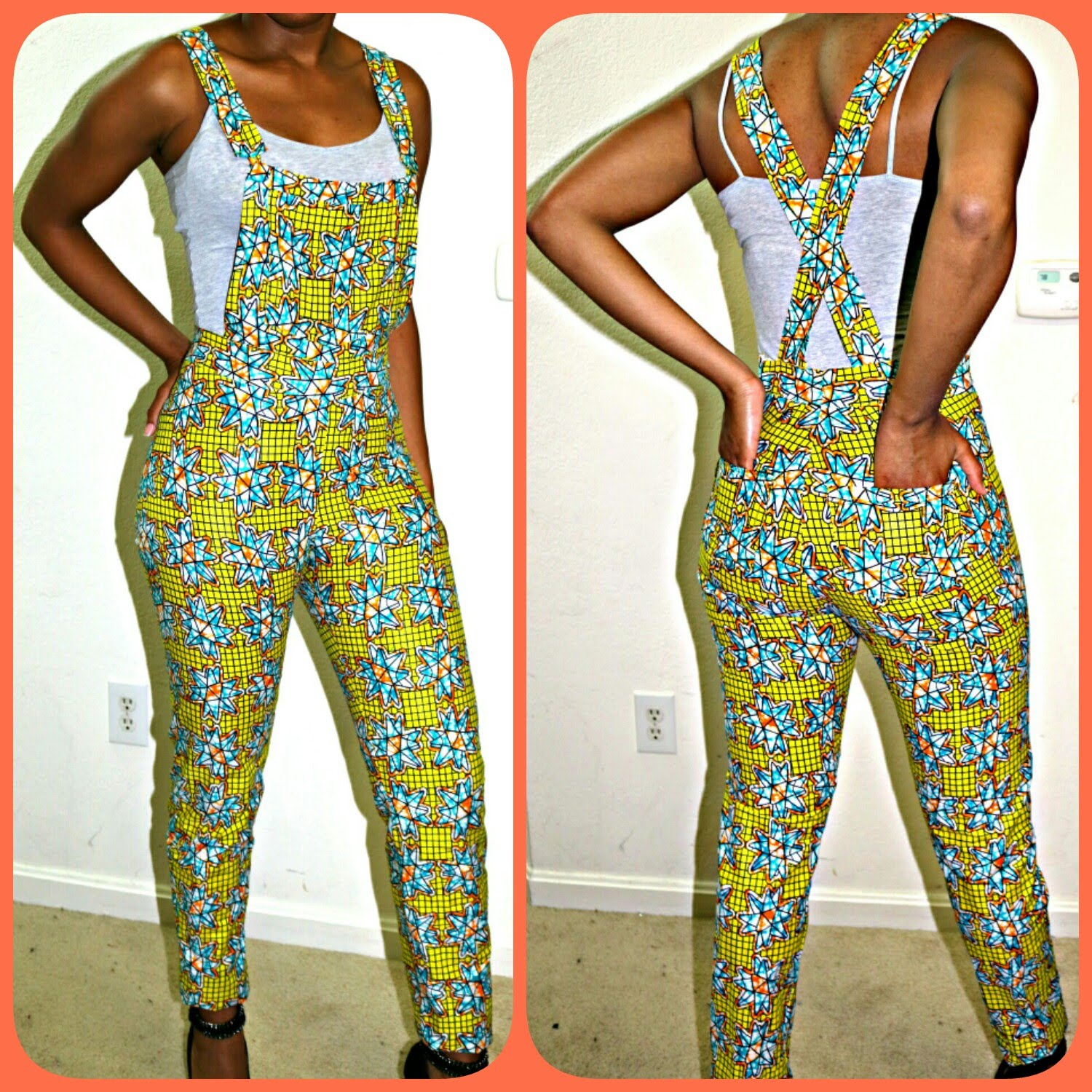 Fashion Trends Dress For The Modern Women In Africa 2