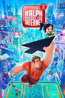 Baixar Filme WiFi Ralph: Quebrando a Internet (2019) Dublado Torrent Grátis