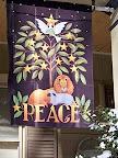 Atkinson Street peace flag