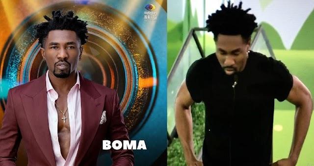 BBNaija 2021: Boma Wins Head Of House Challenge [Video]
