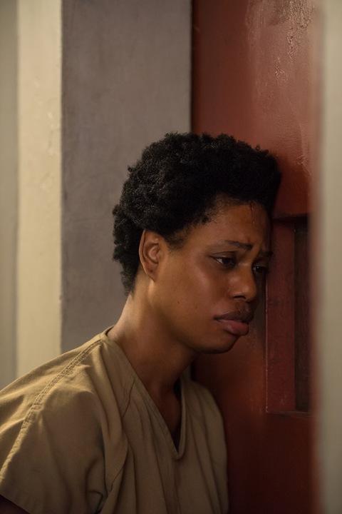 Leverne Cox stars in OITNB season 4