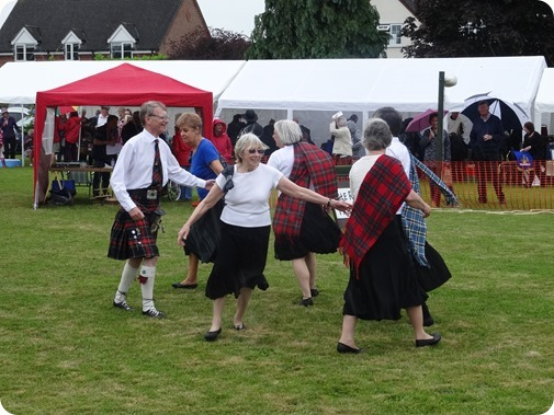 U3A Scottish Dancers