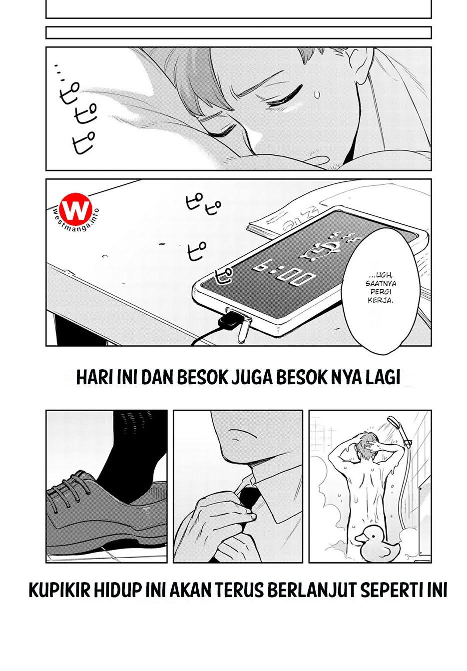 Dilarang COPAS - situs resmi www.mangacanblog.com - Komik isekai ni kita mitai dakedo ikan sureba yoi no darou 001 - chapter 1 2 Indonesia isekai ni kita mitai dakedo ikan sureba yoi no darou 001 - chapter 1 Terbaru 6 Baca Manga Komik Indonesia Mangacan