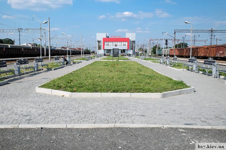 Фастівський залізничний вокзал
