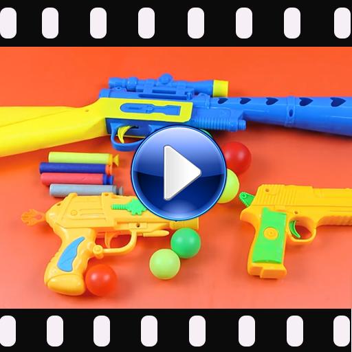 Videos Top Gun Kids Toys