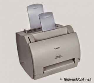 download Canon LBP810 printer's driver