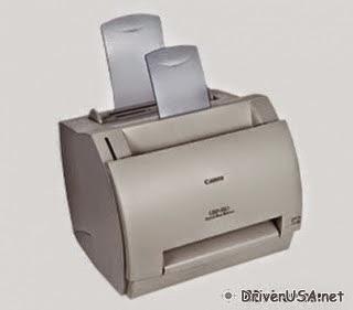 download Canon LBP810 printer's driver