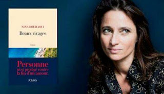 """Le nouveau roman de Nina Bouraoui """"Beaux rivages"""" se veut être une thérapie pour tous les cœurs brisés."""
