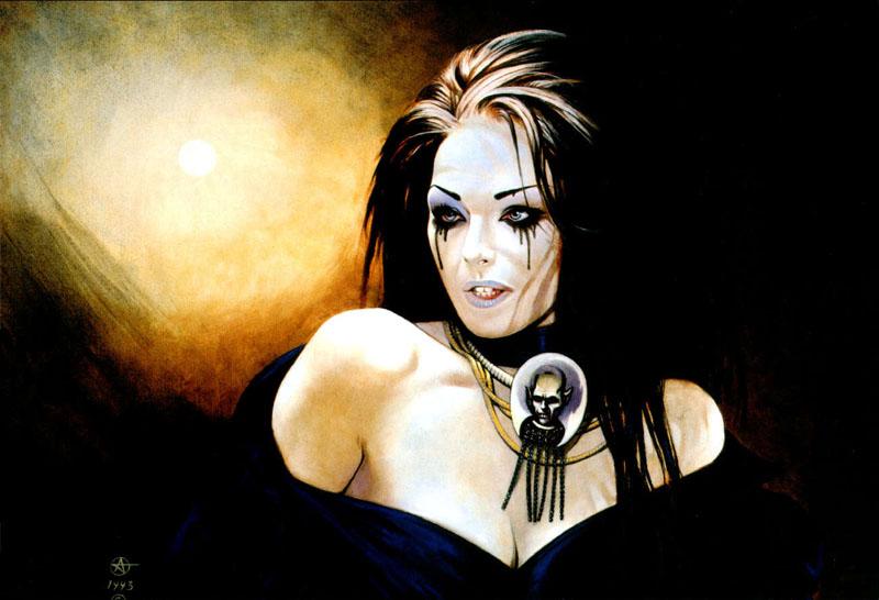 Dance Of Cannibalish Bestia, Gothic