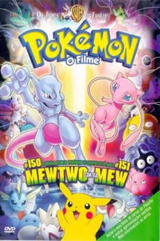 Baixar Pokémon O Filme: Mewtwo Contra-Ataca Torrent