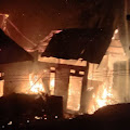 Breaking News: Kebakaran Hebat Terjadi di Bulupoddo Sinjai