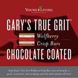 Wolfberry Crisp Bars