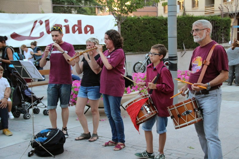 Festa infantil i taller balls tradicionals a Sant Llorenç  20-09-14 - IMG_4407.jpg