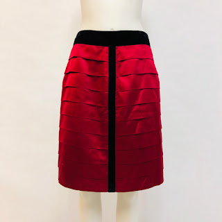 Robert Rodriguez Teared Skirt