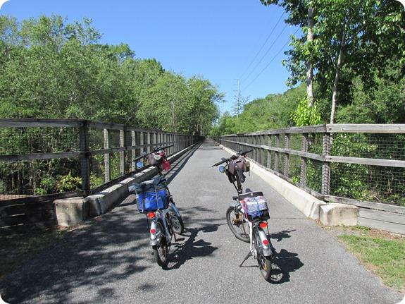 6 Trestle Bridge Over Suwannee River