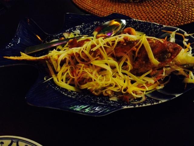 Food travel and life arroi thai restaurant miri for X cuisine miri