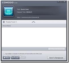 برنامج Comodo Antivirus V10.0.1.6258 كومودو أنتى فيرس 3